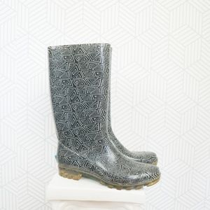 TOMS Cabrilla Geo Waterproof Rain Boot